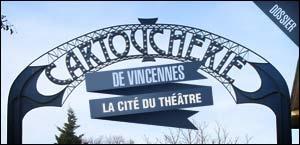 Installation – La Cartoucherie de Vincennes