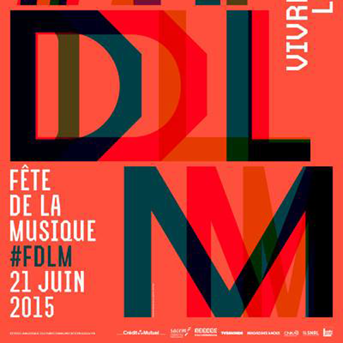 21/06/2015 : FÊTE DE LA MUSIQUE