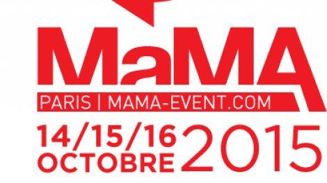 """14 au 16/10/2015 : Festival """"MaMA Event"""""""