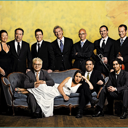 On Tour : Pink Martini