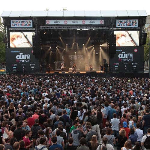 20 au 27/06/2015 : Place de la République