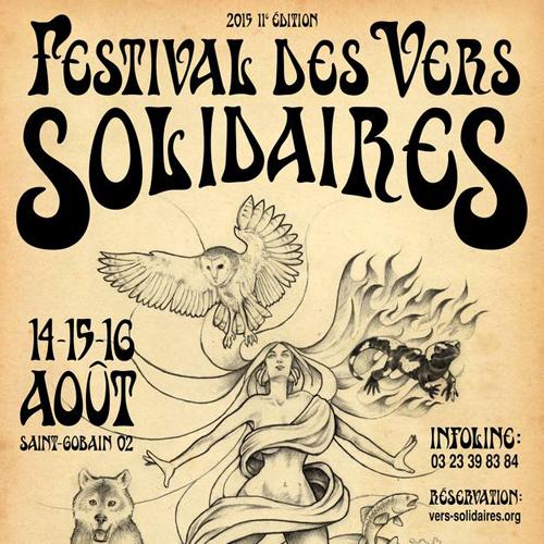 14 au 16/08/2015 : Festival des Vers Solidaires !