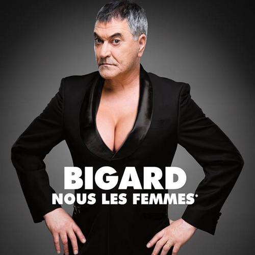 Jean Marie Bigard au Palais Omnisports de Thiais !