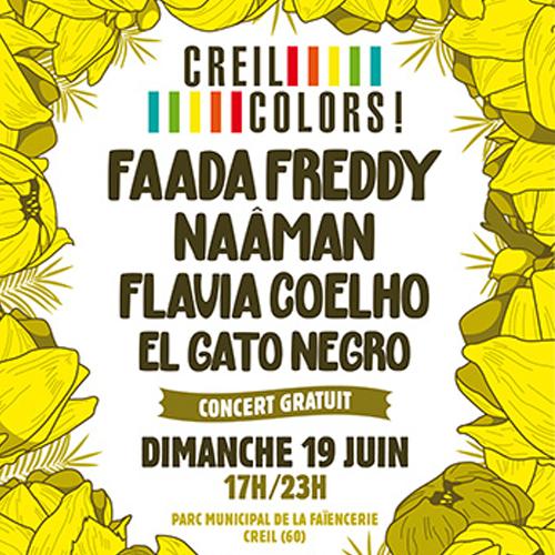 Festival CREIL COLORS