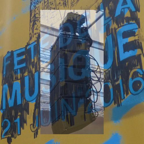 Fête De La Musique 2016 au Ministère de la Culture