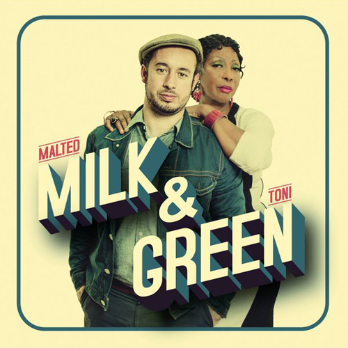 MALTED MILK & TONI GREEN