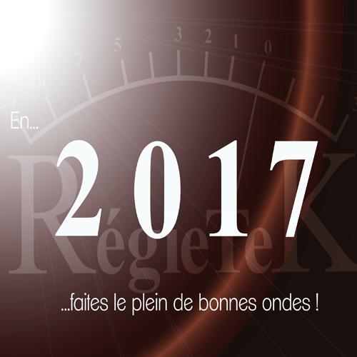 """En 2017, faites le plein de """"Bonnes Ondes""""!"""