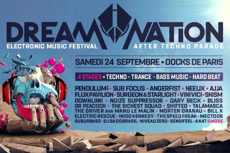 DreamNation 2017