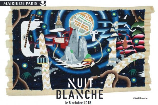 NUIT BLANCHE PARIS 2018