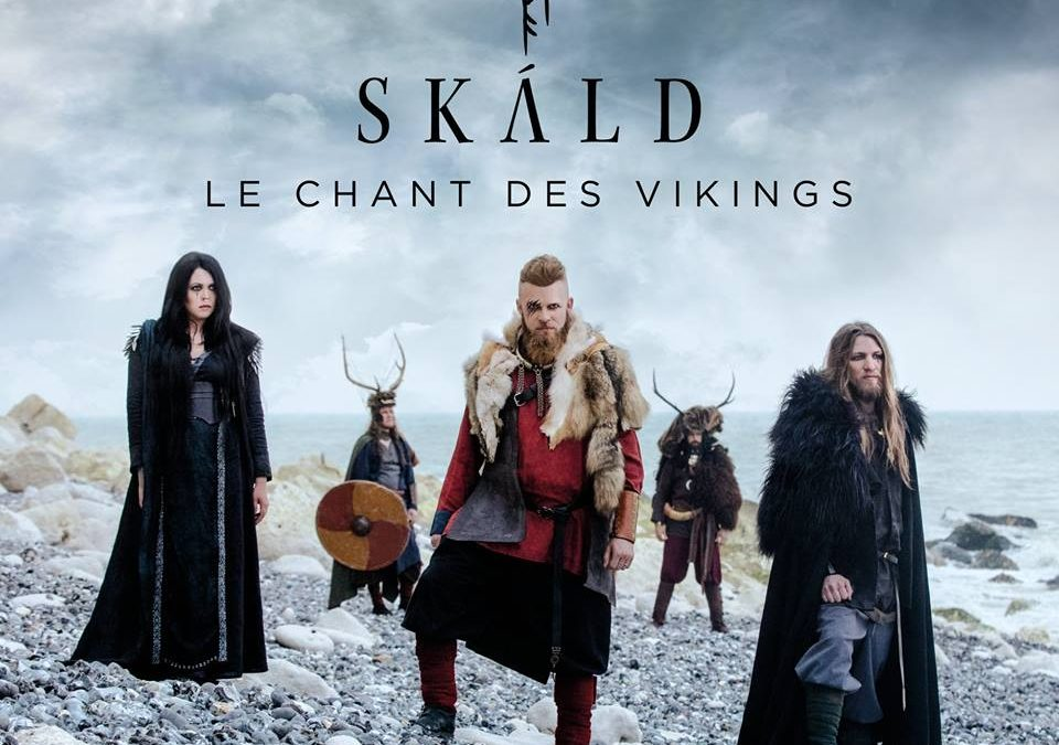 On Tour : SKÁLD !
