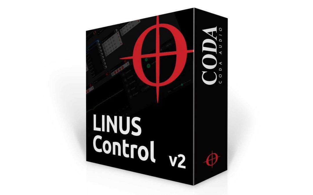 Mises à jour Coda Audio System Optimiser & Linus Control