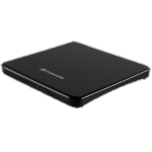 TRANSCEND – Lecteur/Graveur DVD USB + câble